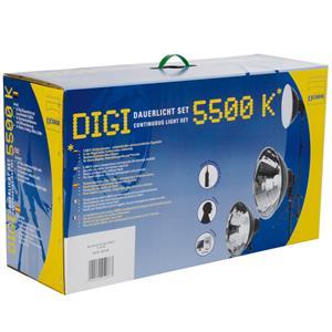 Dorr Digital Continuous 5500K 2x24W Lighting Kit