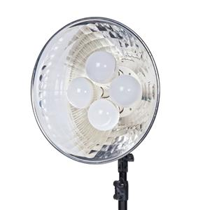 Dorr DL-400 LED Continuous Light | 4 Energy Saving LED Lights | Daylight 5000K | 1000 Lux/1m