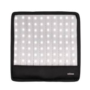 Dorr FX-1520 DL LED Flexible Light Panel  | Daylight 5600K | 80 LEDs | 443 Lux/1m