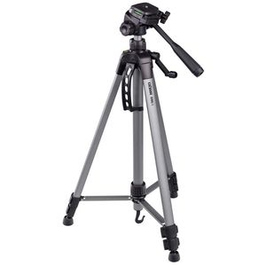 Dorr King II Aluminium 3 Section Tripod with 3-Way Panhead