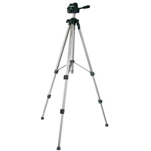 Dorr King Camera Tripod | 3 Section | 3 Way Panhead | Max 170cm | Min 61cm