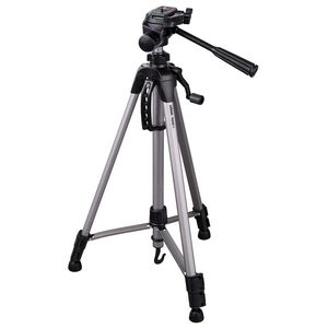 Dorr Friend IV Aluminium Tripod | 3 Sections | 3 Way Panhead | Leg Locks | Case Supplied
