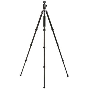Dorr HQ1650C 4 Section Carbon Fibre Tripod with HQ33 QR Ball Head