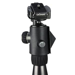Dorr HQ33 Ball Head with Quick Release