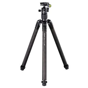 Dorr Highlights C-1485 Carbon 5 Section Tripod with Ball Head