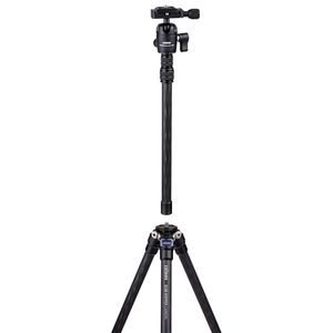Dorr Slim Hopper Carbon 3 Section Tripod with Ball Head