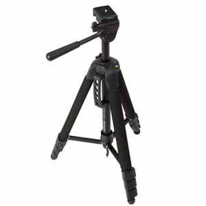 Dorr HDV-808 Tripod / Monopod with 3 Way Pan Head