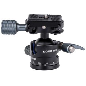 Dorr Highlights XB-28 Ball Head