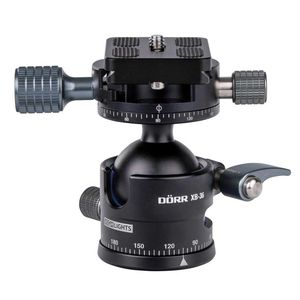 Dorr Highlights XB-36 Ball Head