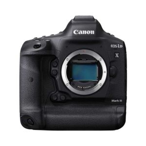 Canon 1DX Mark III Camera