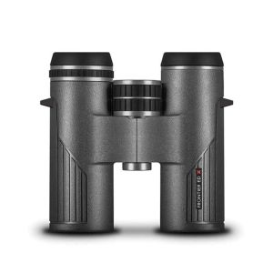 Hawke 10X32 Frontier ED X Grey Binoculars | 10X Magnification | Fully Multicoated | Waterproof