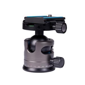 Dorr CNC-40 Ball Head | Quick Release | 8KG Max. Load | Bubble Level