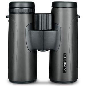 Hawke Sapphire ED 10x42 Black Top Hinge Binoculars