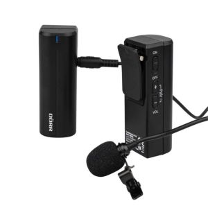 Clip-On AF-50 Wireless Microphone Kit