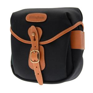 Billingham Hadley Digital Black and Tan Canvas Camera Bag