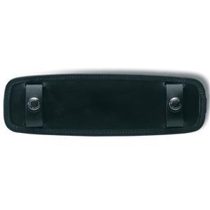 Billingham SP50 Black Leather Shoulder Pad