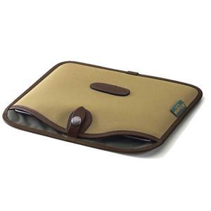 Billingham Tablet Slip Khaki FibreNyte Chocolate iPad Case
