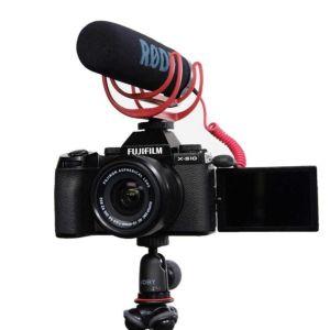 Fujifilm X-S10 Camera with 15-45mm Lens Vlogging Kit