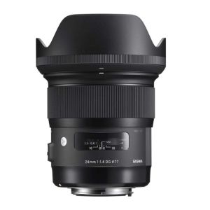 Sigma 24mm F1.4 DG HSM Lens - Nikon Fit