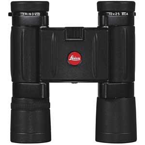 Leica 10x25 BCA Trinovid Black Binoculars 40343