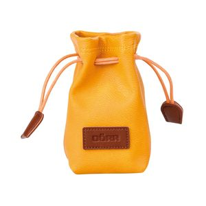 Dorr Skin Camera Case XS Yellow Drawstring Pouch