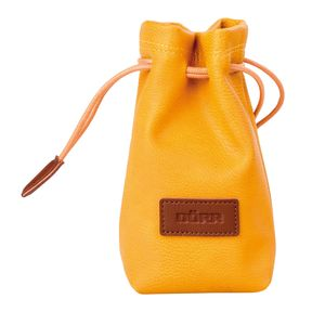 Dorr Skin Camera Case S Yellow Drawstring Pouch