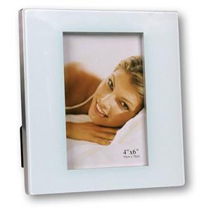 Cassiopea Glass 6x4 Photo Frame