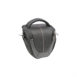 Dorr Yuma Small Holster Bag - Black and Silver