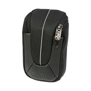 Dorr Yuma Medium Compact Camera Case - Black and Silver