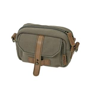 Dorr Arizona Small Brown Canvas Camera Bag