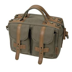 Dorr Arizona Large Brown Canvas Camera Bag