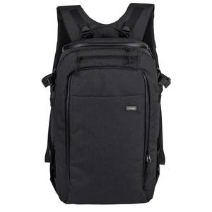 Dorr Prag Photo Camera Backpack | Internal 29 x 46 x 15 (cm) | Laptop Pocket | Grey