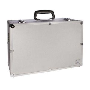 Dorr EA Large Foam Aluminium Case - 46x34x16cm