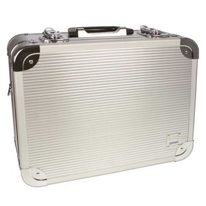 Dorr Medium Aluminium Case 30 - 34x27x14.5cm