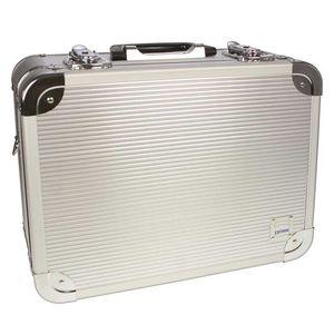 Dorr Large Aluminium Case 40 - 45.5x36x15.5cm