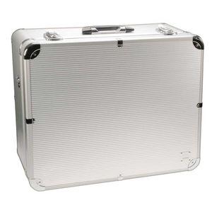 Dorr Extra Large Aluminium Case 50 - 52x43x22cm