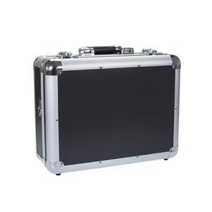 Dorr Black 48 Aluminium Case with Foam and Dividers