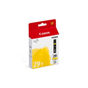 Canon PGI-29Y Yellow Printer Ink