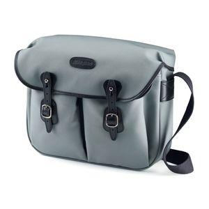 Billingham Hadley Large Grey and Black Canvas Camera Bag