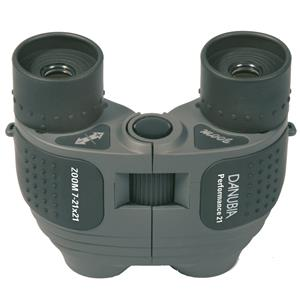 Danubia Performance 21 Zoom 7-21x21mm Zoom Binoculars