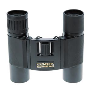 Danubia Wolf 10x25 Pocket Binoculars