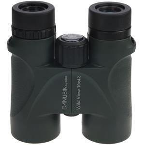 Danubia WildView 10x42 Roof Prism Binoculars
