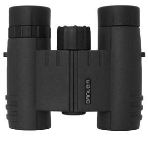 Danubia Bussard I 8x25 Pocket Binoculars - Black