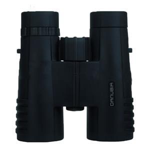 Danubia Bussard I 10x42 Roof Prism Binoculars - Black