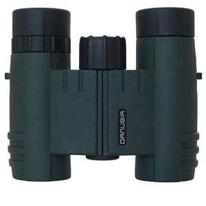 Danubia Bussard I 8x25 Pocket Binoculars - Green