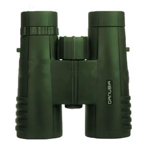 Danubia Bussard I 10x42 Roof Prism Binoculars - Green
