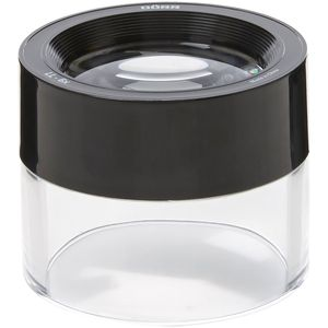 Dorr Magnifying Loupe 6x Zoom 65mm Objective Lens