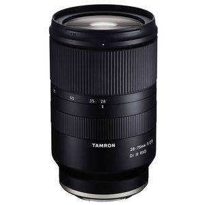 Tamron 28-75mm f2.8 Di III RXD Lens - Sony FE Fit