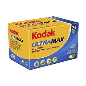 Kodak UltraMax ISO 400 24 Exp 35mm Colour Print Film