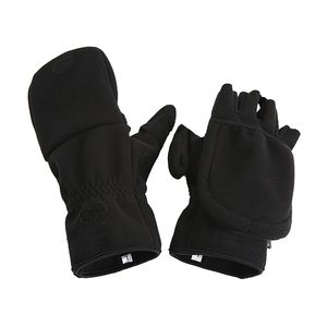 Kaiser Outdoor Black Gloves Extra Large